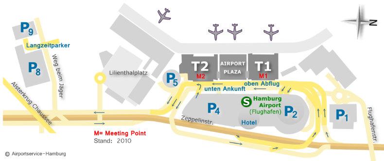 Hamburg Car Hire Airport